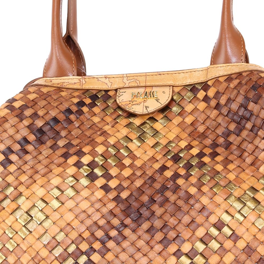 Shopping Alviero Martini 1A Classe MARAVILLA BAG GM96 8566 543 GHIANDA
