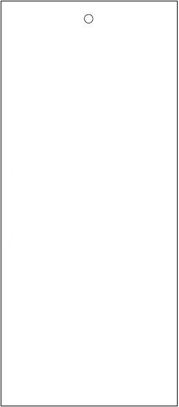 Porta ulivo senza disegno (100 pz)