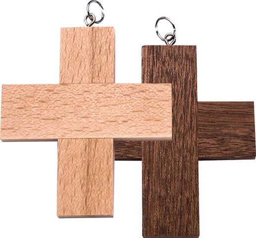 Croce Comunione legno cm. 8,5
