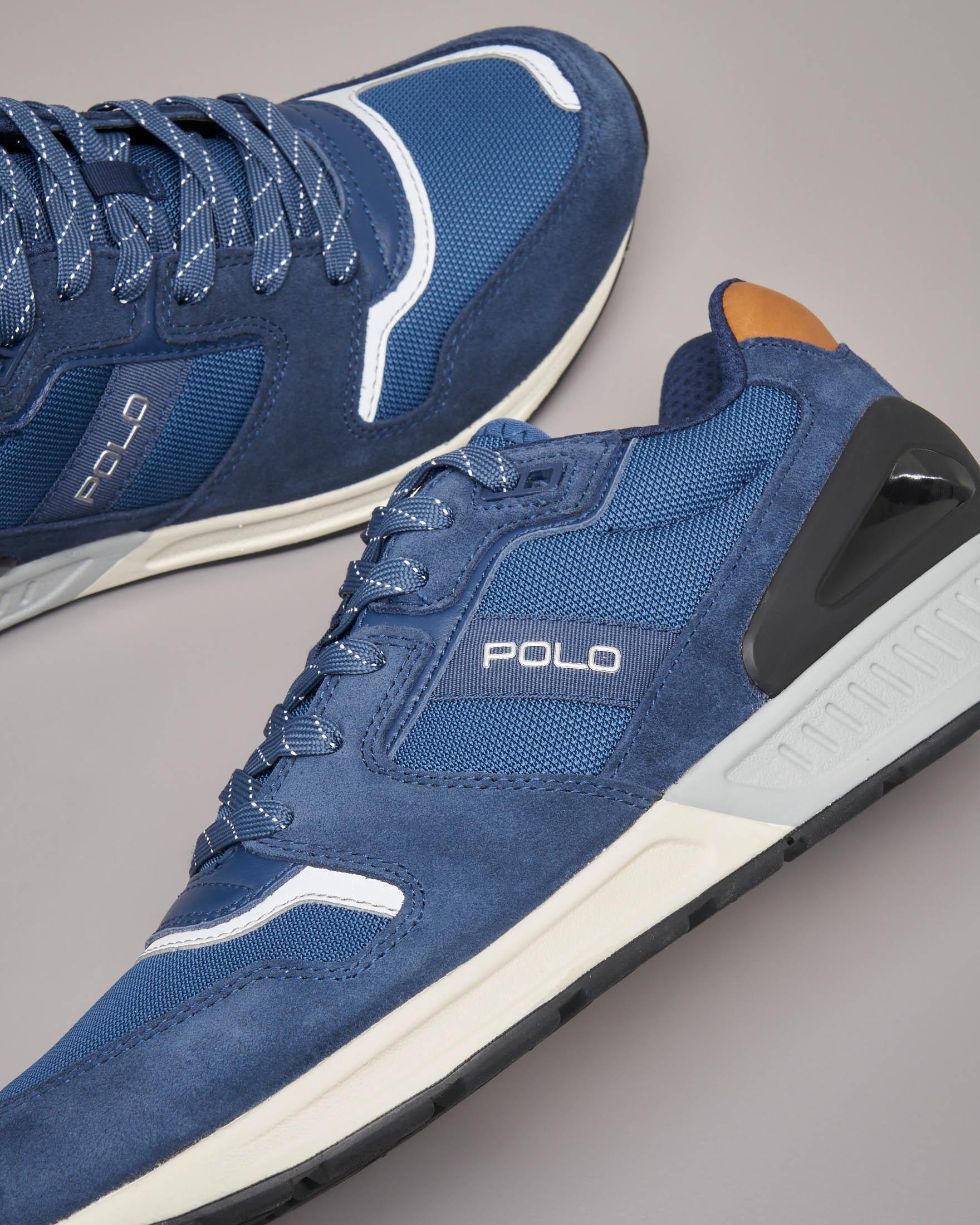 Sneakers Train100 blu