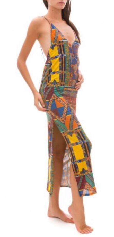 Vestito lungo Papunya Effek Taglia M
