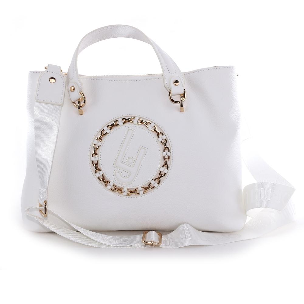 Liu Jo borsa bianca N19211 E0037