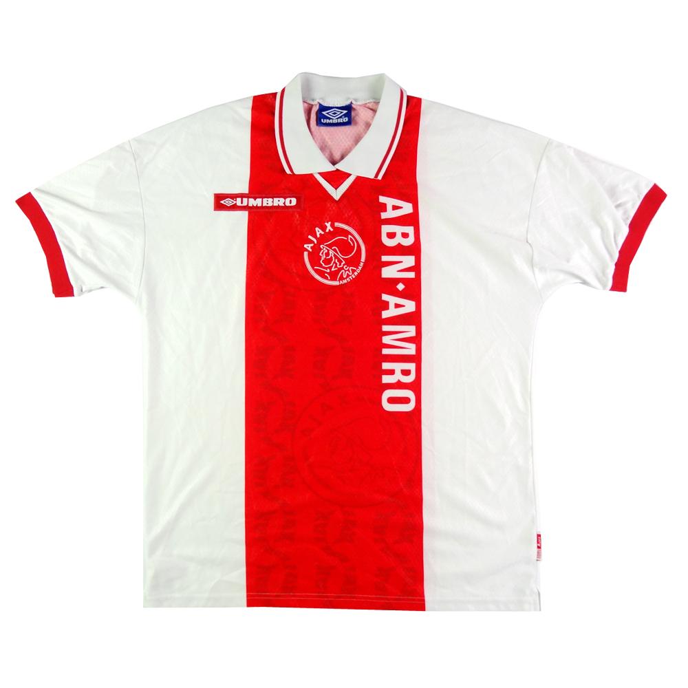 1998-99 Ajax Maglia Home XL (Top)