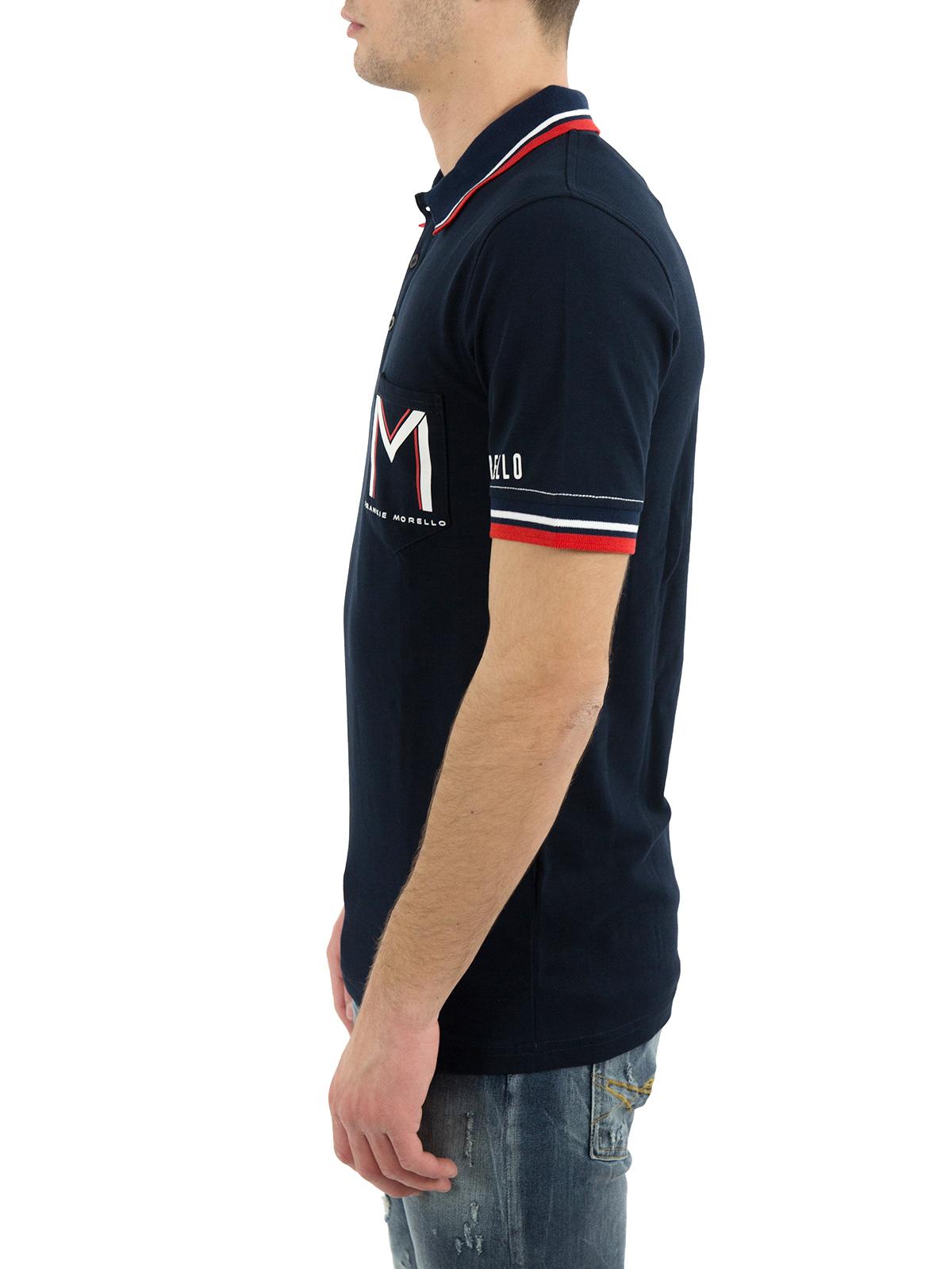 Frankie Morello Polo FMCS9028P0 LIGORIO