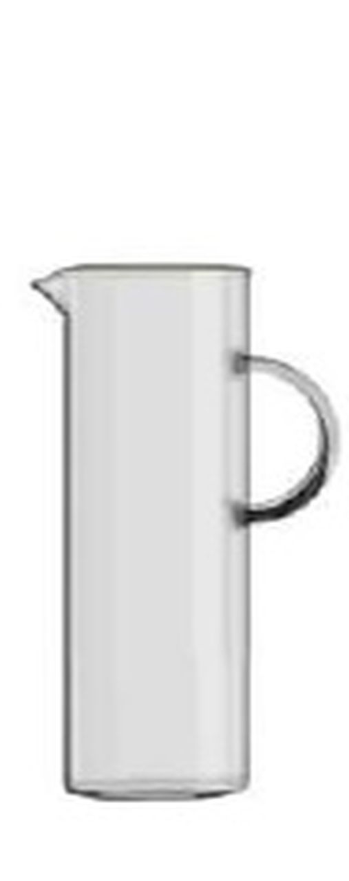 Caraffa in vetro con manico ml 750