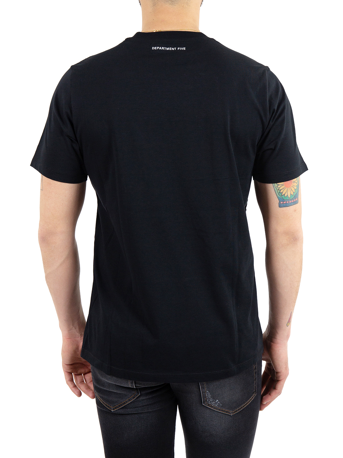 Department five T-shirt U00J02 J0001