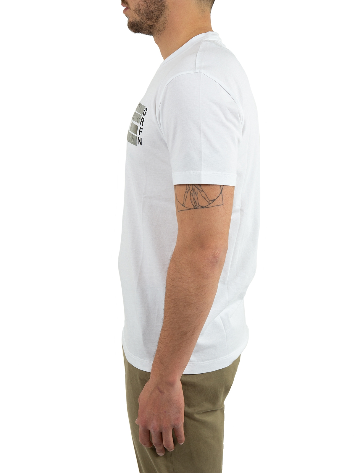Grifoni T-shirt GE180016S 76