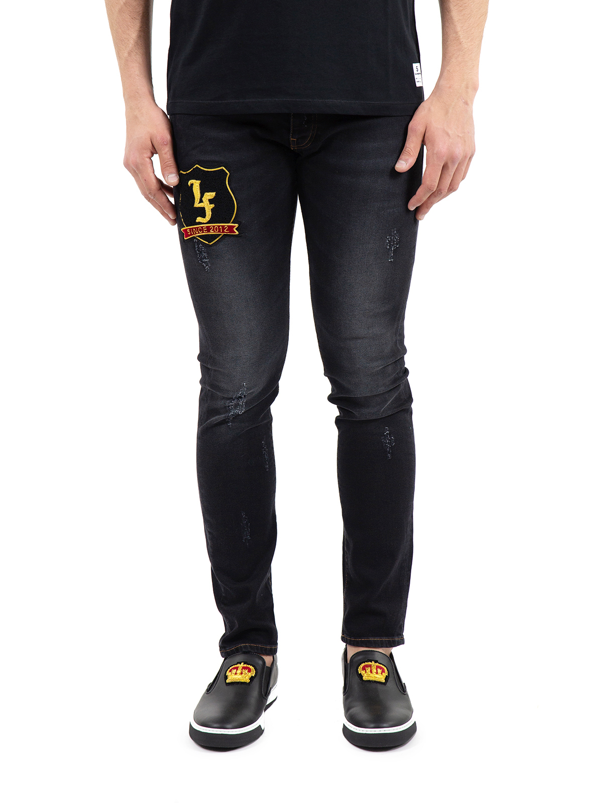 Lords & Fools Jeans S19/KING/PATCH