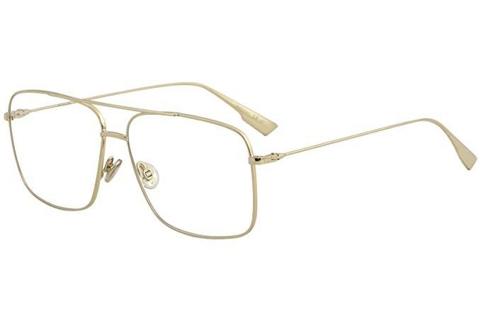 Christian Dior - Occhiale da Vista Donna, Dior Stellaireo 3 J5g/13 Gold