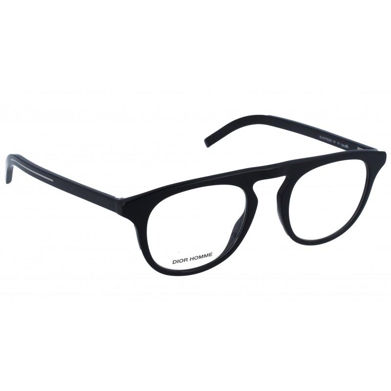 Christian Dior - Occhiale da Vista Uomo, Dior Black Tie, Black 249 807