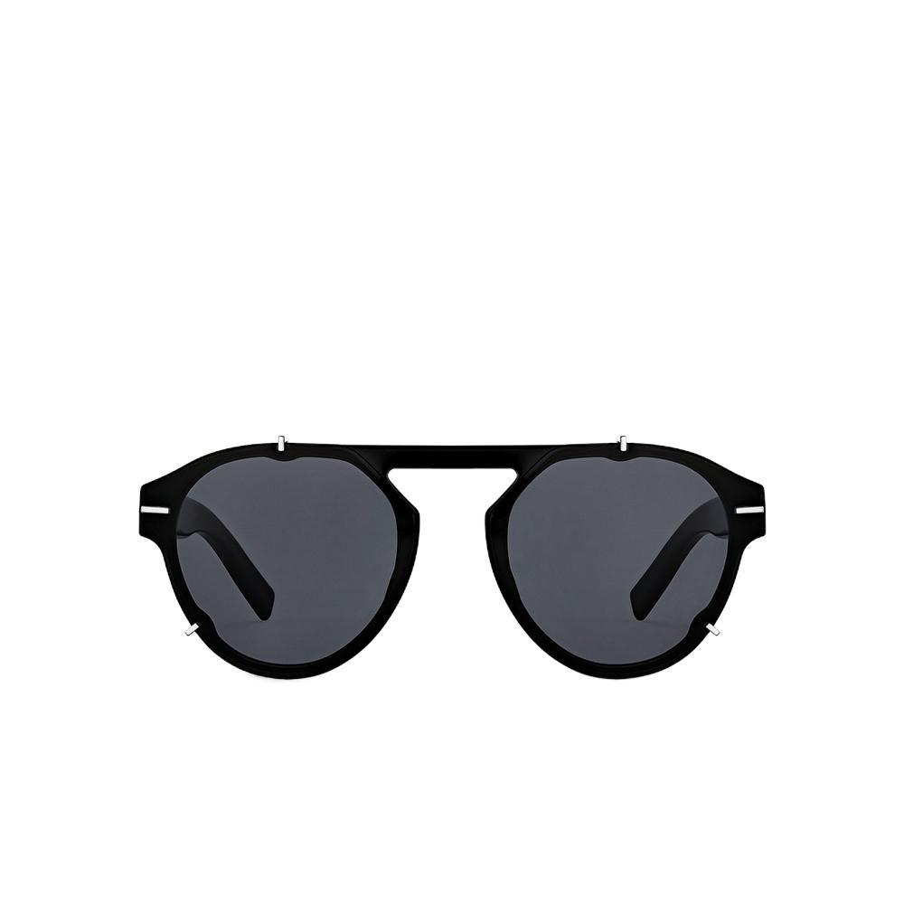 Christian Dior - Occhiale da Sole Uomo, Dior Black Tie, Black/Grey 254S 807/2K
