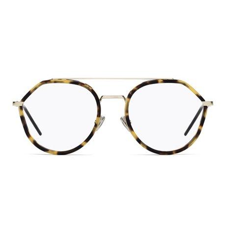 Christian Dior - Occhiale da Vista Uomo, Dior Havana Gold 0219 2IK