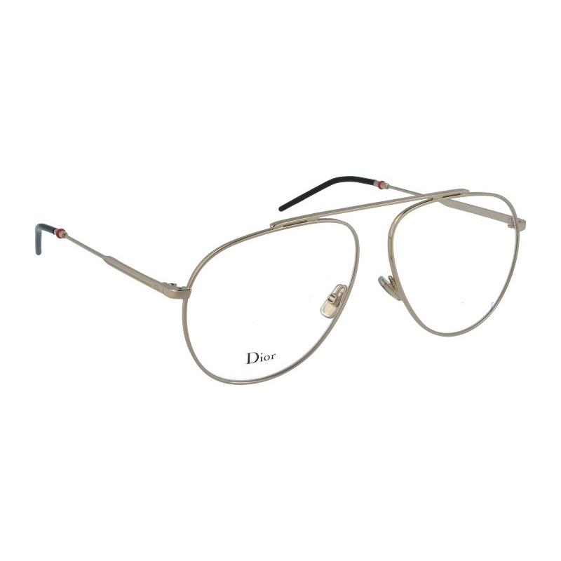 Christian Dior - Occhiale da Vista Uomo, Dior Gold 0221 J5G