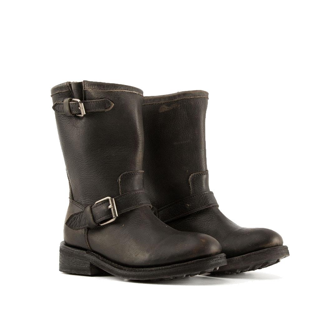 Biker Toxic sw vintage black – ASH Mexican Boots