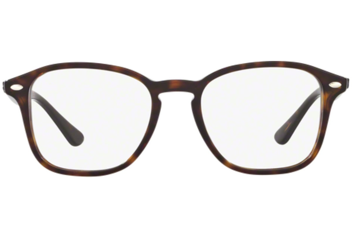 Ray Ban - Occhiale da Vista Unisex, Wayfarer Optics, Dark Tortoise RX5352 2012 C52