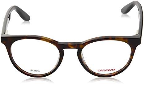 Carrera - Occhiale da Vista Unisex Kids - Carrerino Dark Havana/Black 58 KVX C45