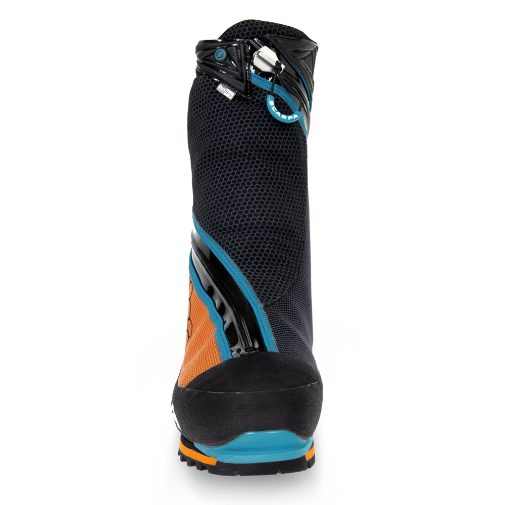 PHANTOM 6000   -   High altitude climbing in cold enviroments, Ice climbing   -   Black-Orange