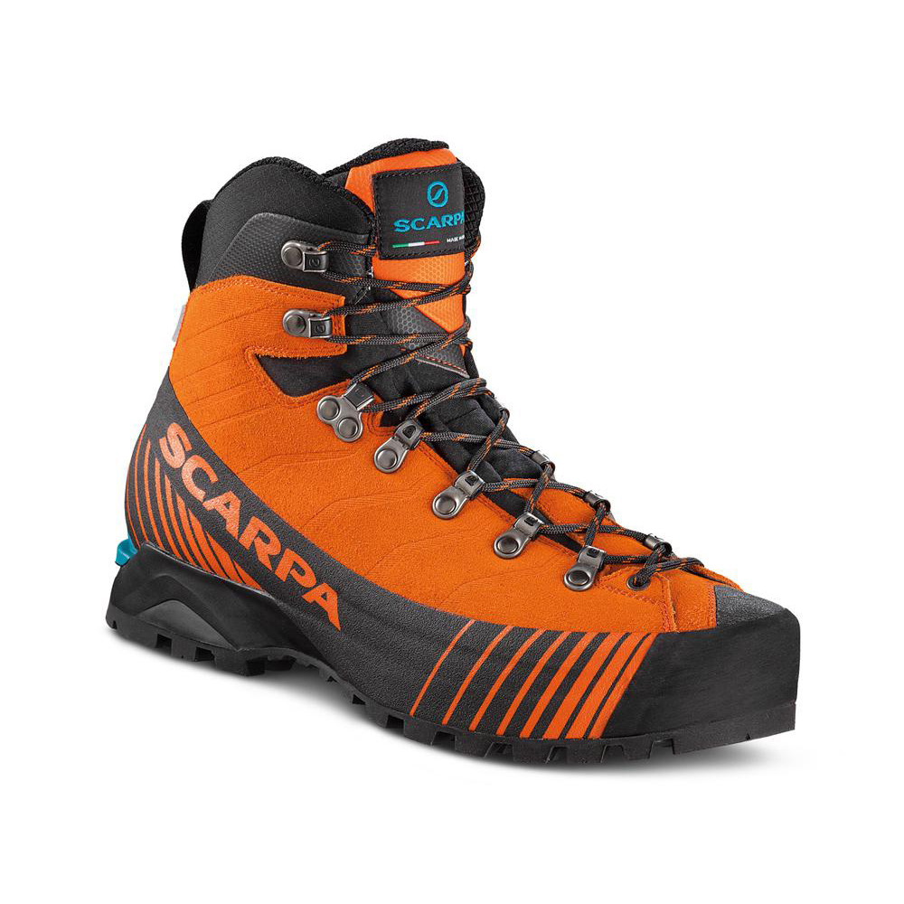 RIBELLE OD   -   Lightweight for fast and light mountaineering, via ferratas   -   Tonic-Black