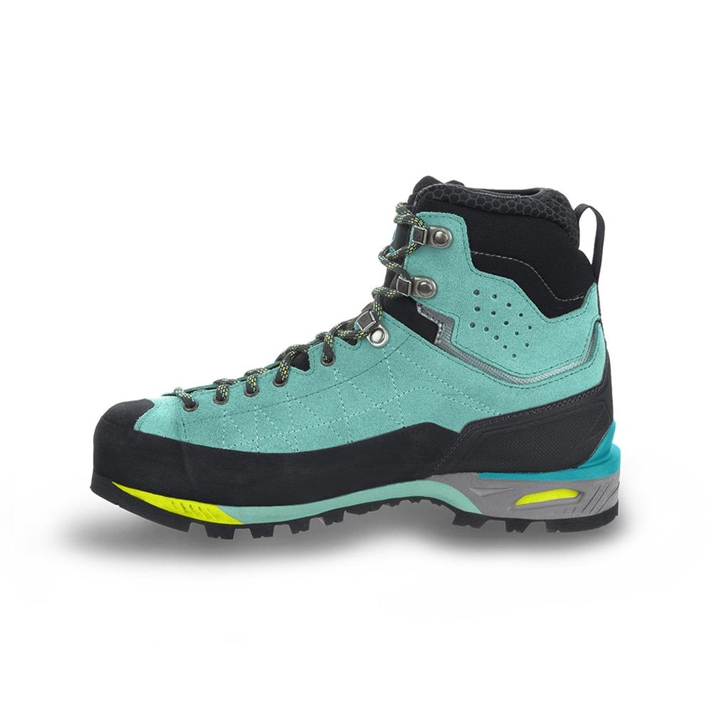 ZODIAC TECH GTX WMN   -   Alpinismo per vie ferrate, Trekking   -   Green blue
