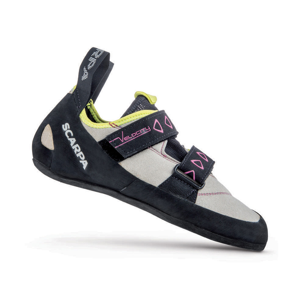 VELOCITY WMN   -   Comfort Line   -   Lightgray-Yellow