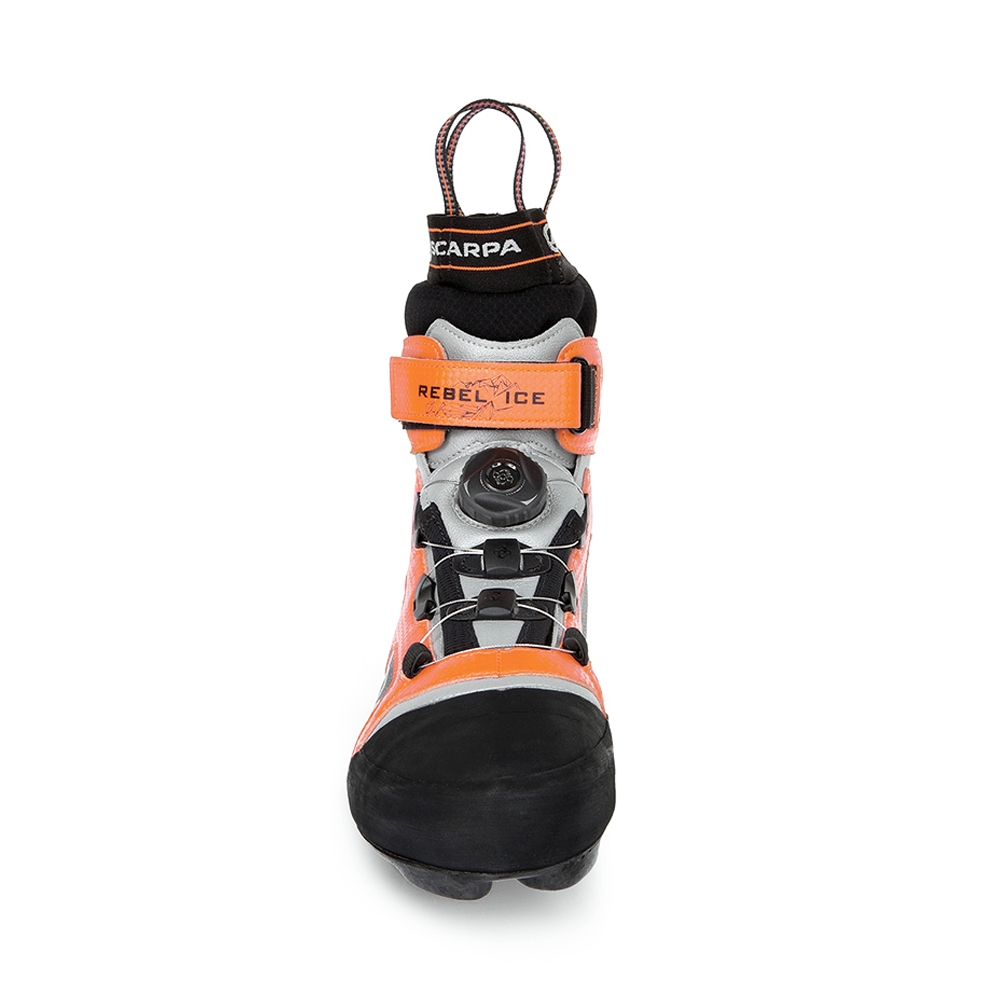 REBEL ICE   -   Dary Tooling e ghiaccio   -   Black-Orange