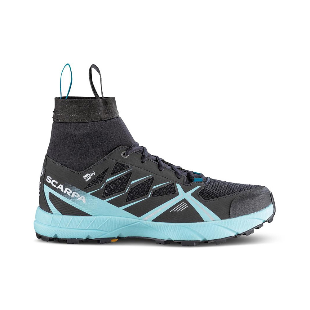 SPIN PRO OD WMN   -   For off-road trails and wet terrain   -   Black-Blue Radiance