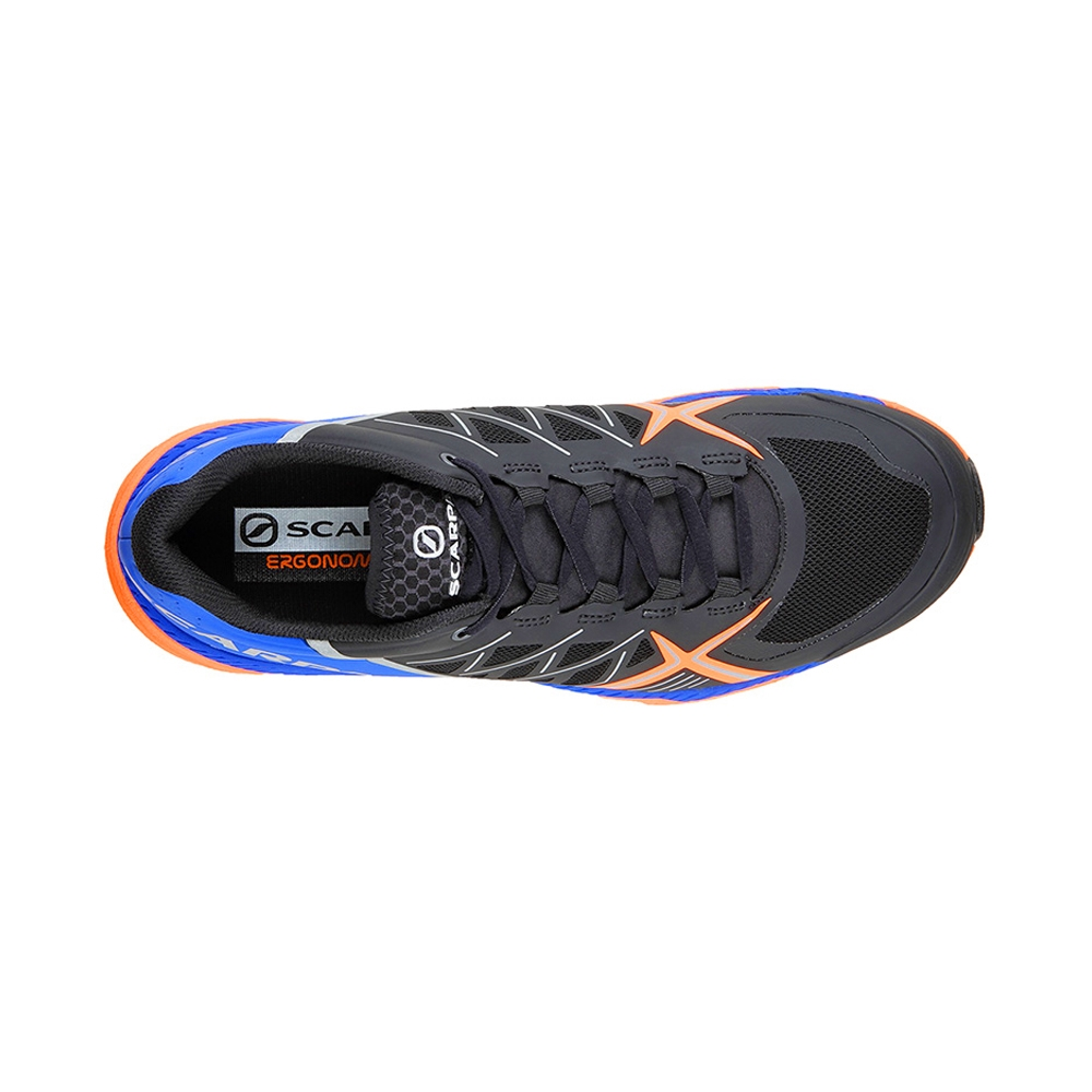 SPIN RS   -   For competitions, lightweight and responsive   -   Black-Turkish Sea