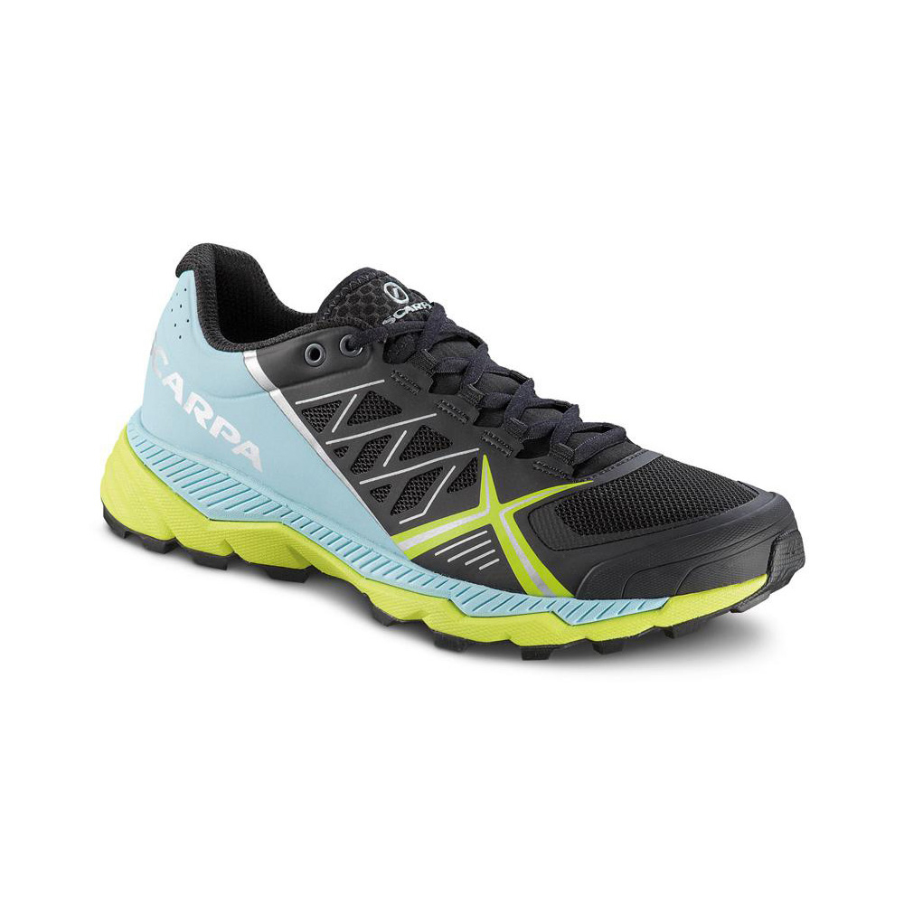SPIN RS WMN   -   For competitions, lightweight and responsive   -   Black-Blue Radiance