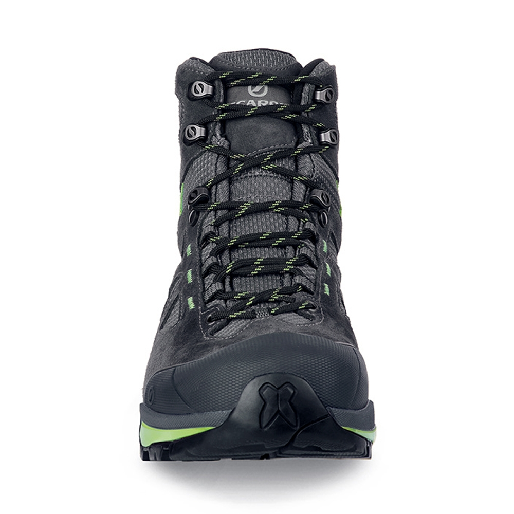 ZG LITE GTX   -   For tracks and trails   -   Dark Gray-Spring