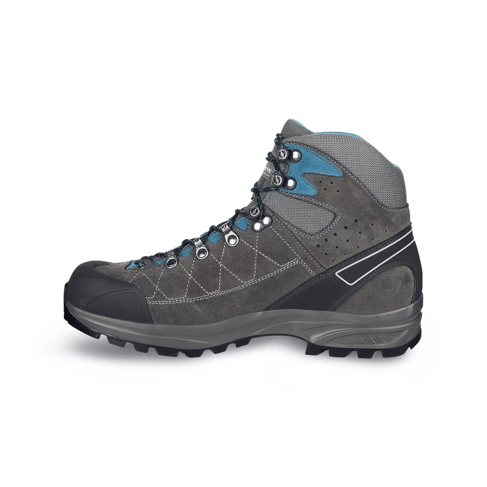 KAILASH TREK GTX    -   Trekking su sentieri alpini, Impermeabile   -   Shark-Gray-Lake Blue
