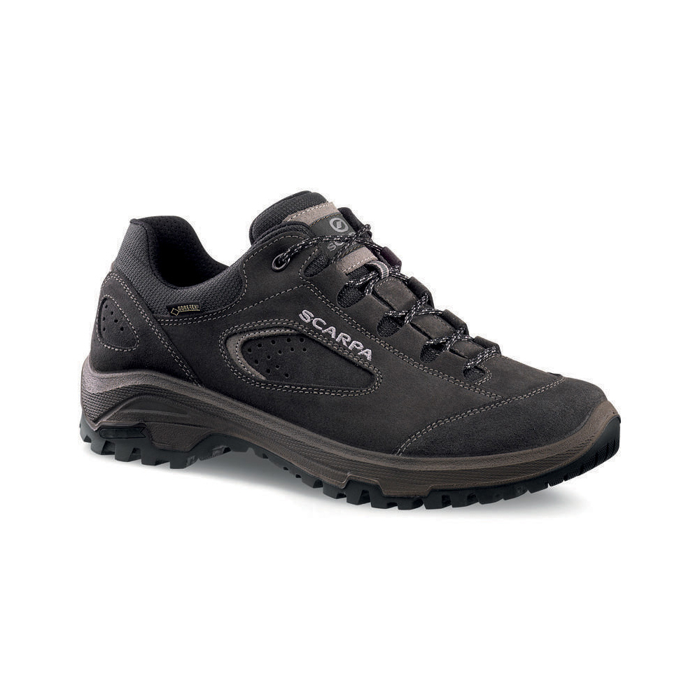 STRATOS GTX   -   Hiking lunghe camminate, Impermeabile   -   Dark gray