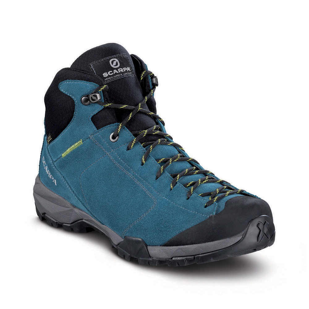 MOJITO HIKE GTX   -   For fast hikes on mixed terrains   -   Lake Blue