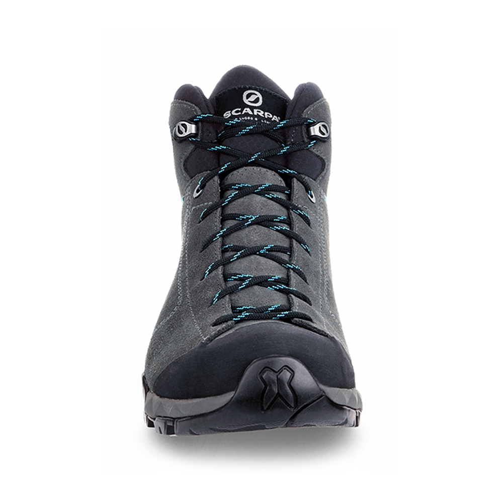 MOJITO HIKE GTX WMN   -   For fast hikes on mixed terrains, waterproof   -   Titanium