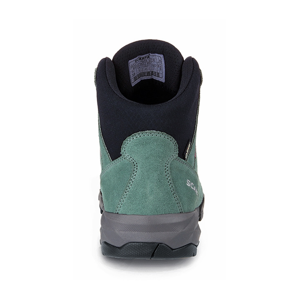 MOJITO HIKE GTX WMN   -   For fast hikes on mixed terrains, waterproof   -   Jade