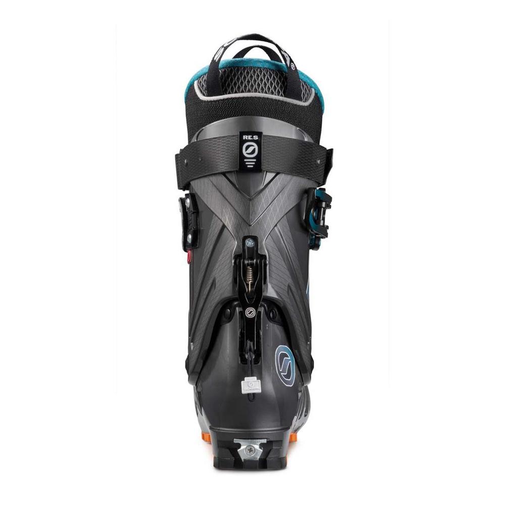 F1   -   Sci alpinismo versatile e comfort   -   Anthracite-Pagoda Blue