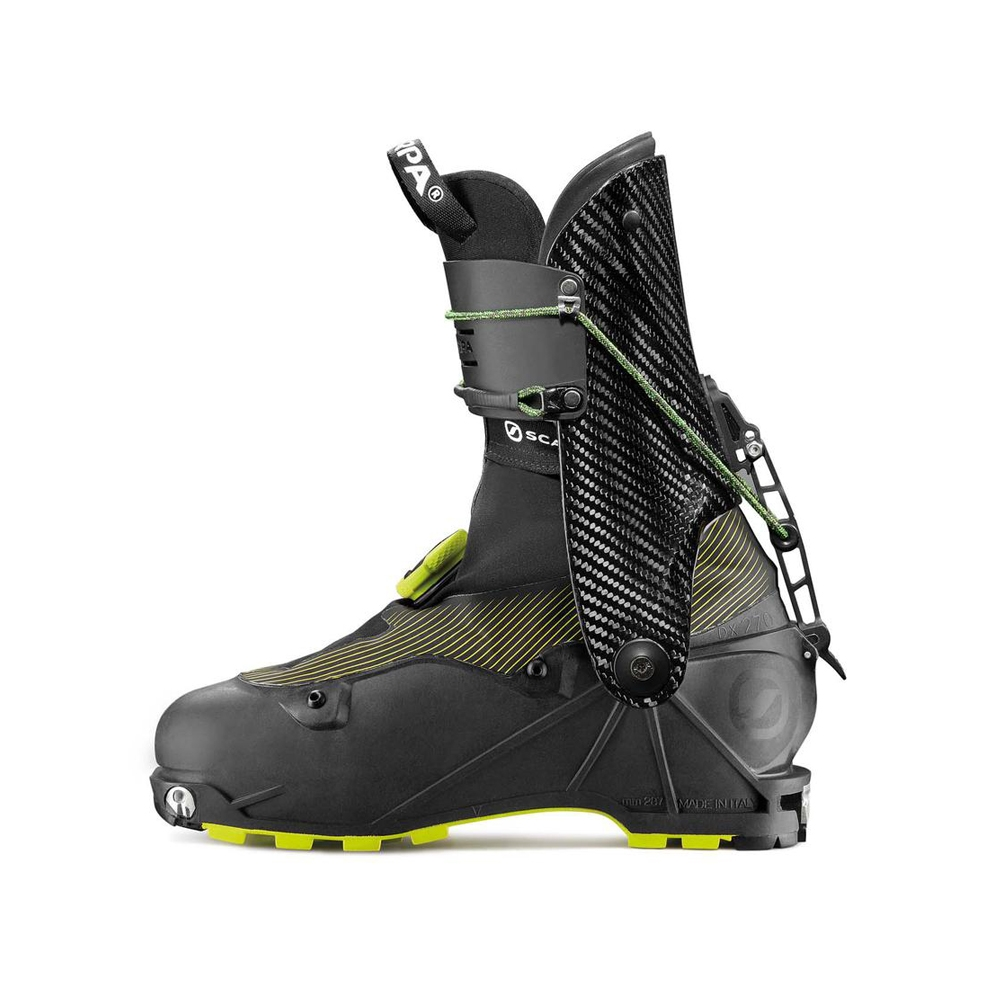 ALIEN 1.0   -   Sci alpinismo race   -   Carbon Grilamid LFT Black