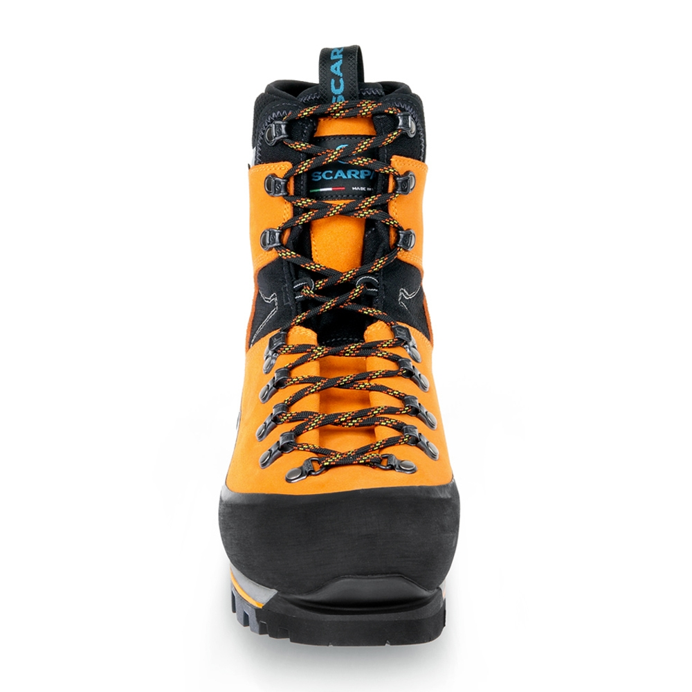 MONT BLANC GTX   -   Classic mountaineering in winter conditions   -   Orange