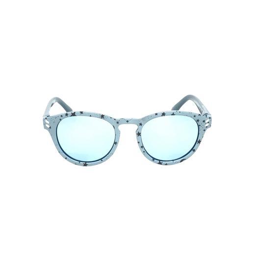 Stella McCartney - Occhiale da Sole Bambina, Spotted Grey/Light Blue Shaded SK0020S  007  C46
