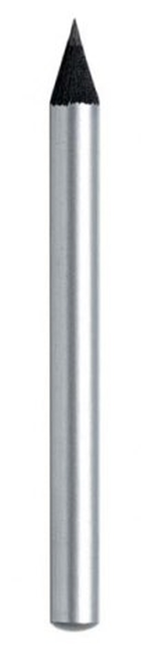 Matita color argento 9x0,73cm