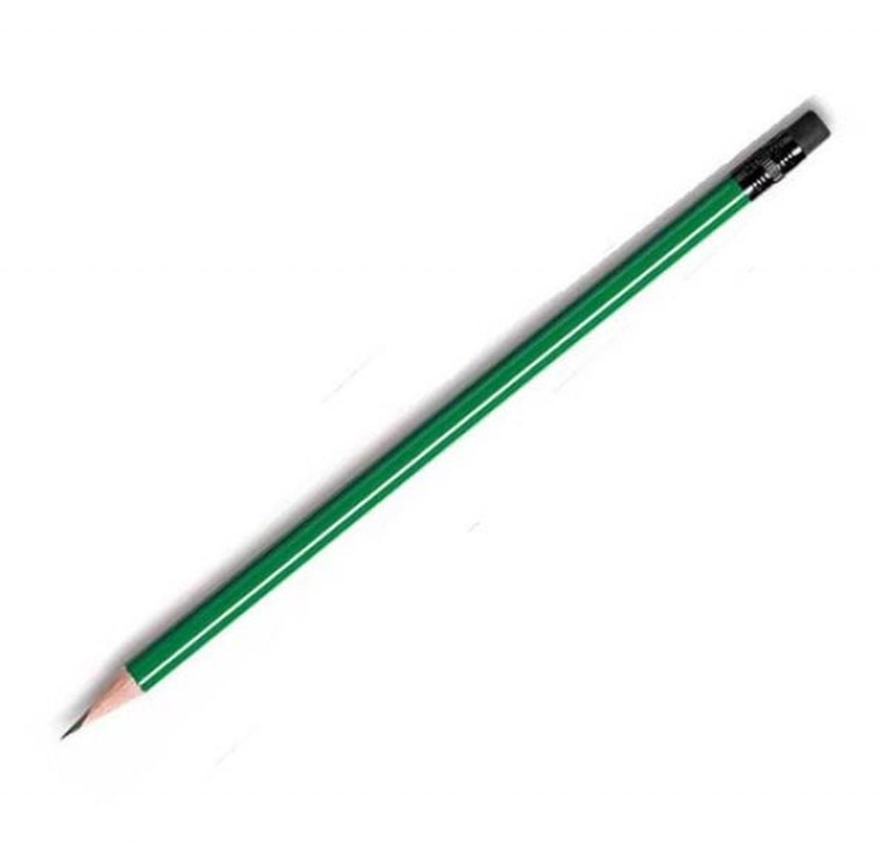 Matita verde 19x0,73cm