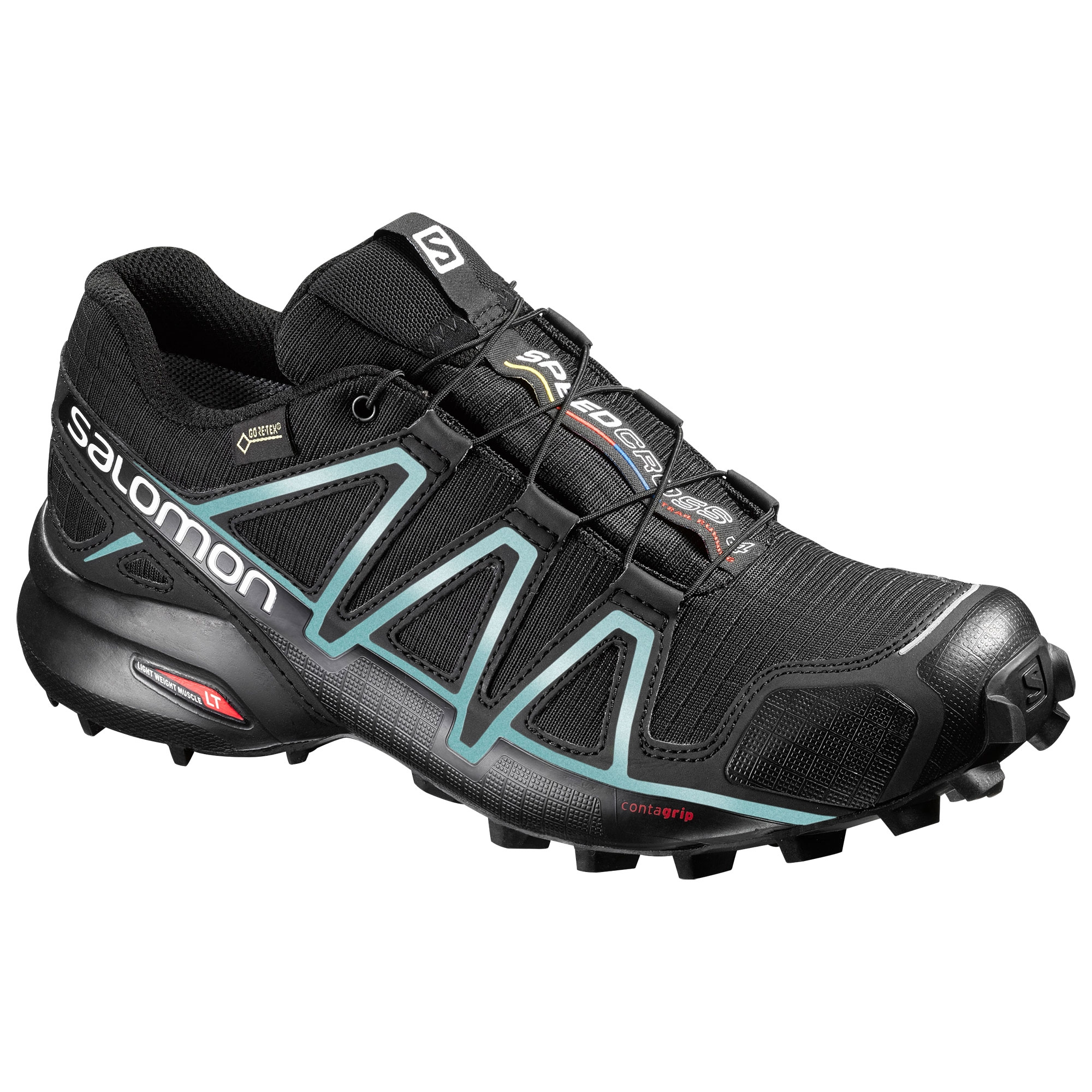 Scarpa donna SALOMON SPEEDCROSS 4 GTX nero