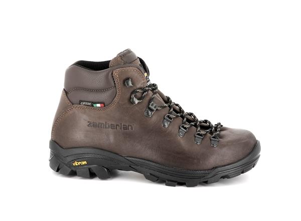 ef551370946 309 NEW TRAIL LITE GTX® - Waxed chestnut Hiking Boots for Men and for Women  Zamberlan | Zamberlan