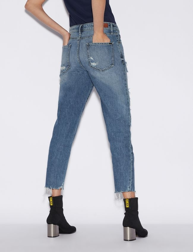 Jeans donna ARMANI EXCHANGE boyfriend denim