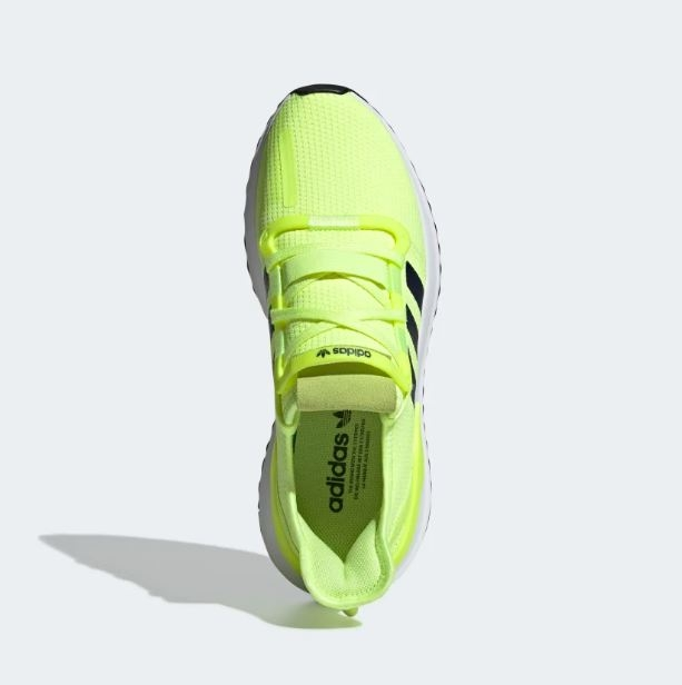 Scarpa uomo ADIDAS U_PATH RUN fluo