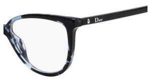 Christian Dior - Occhiale da Vista Donna, MONTAIGNE 33, Blue Havana  JBW   C56