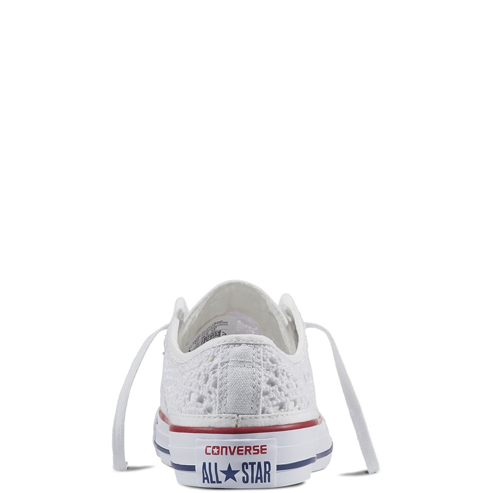 Scarpa donna CONVERSE CT ALL STAR OX CROCHET