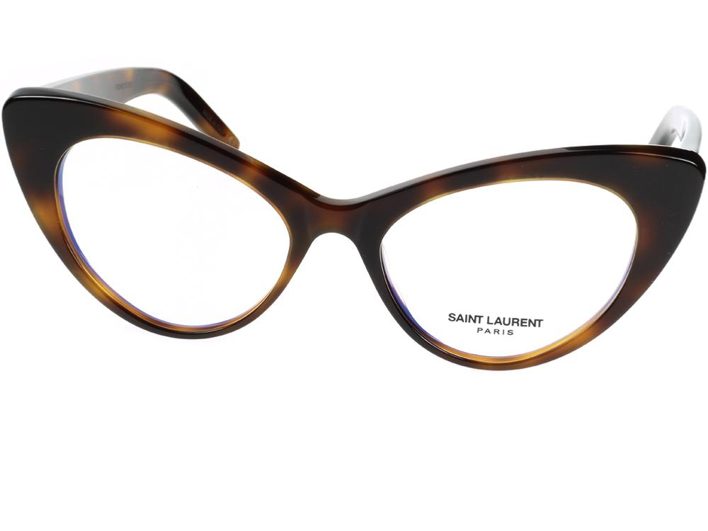 Yves Saint Laurent - Occhiale da Vista Donna, SL 217, Havana 002  C53