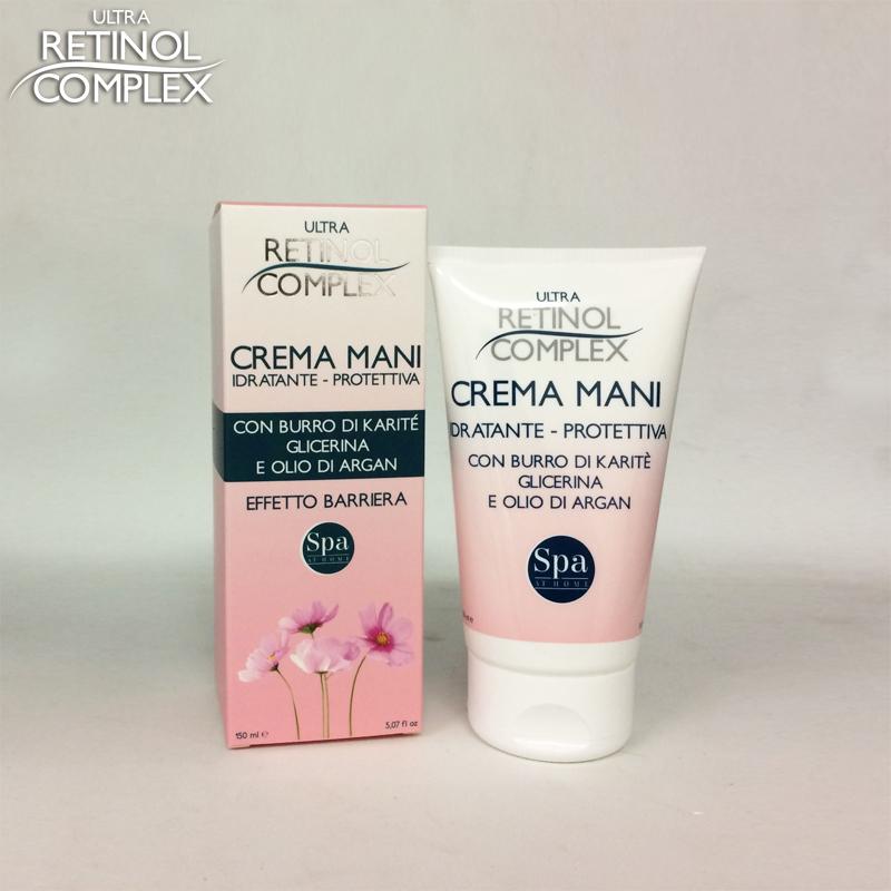 Retinol complex - crema mani