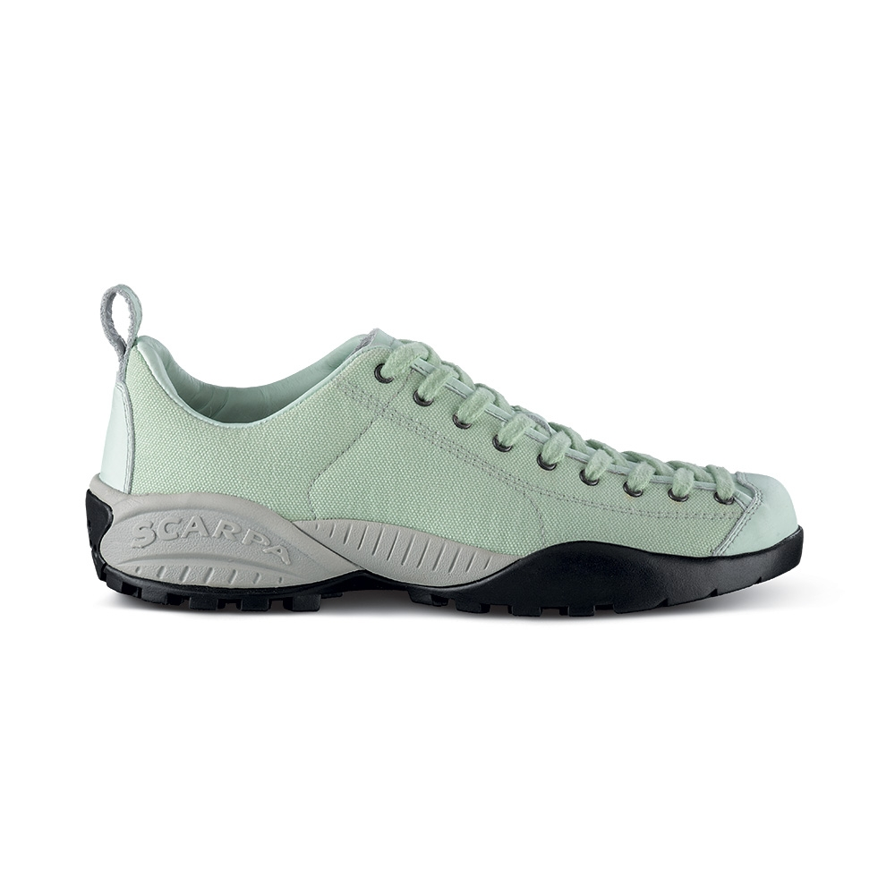 MOJITO CANVAS SW   -   Sneaker per la città, viaggi, tempo libero   -   Mint