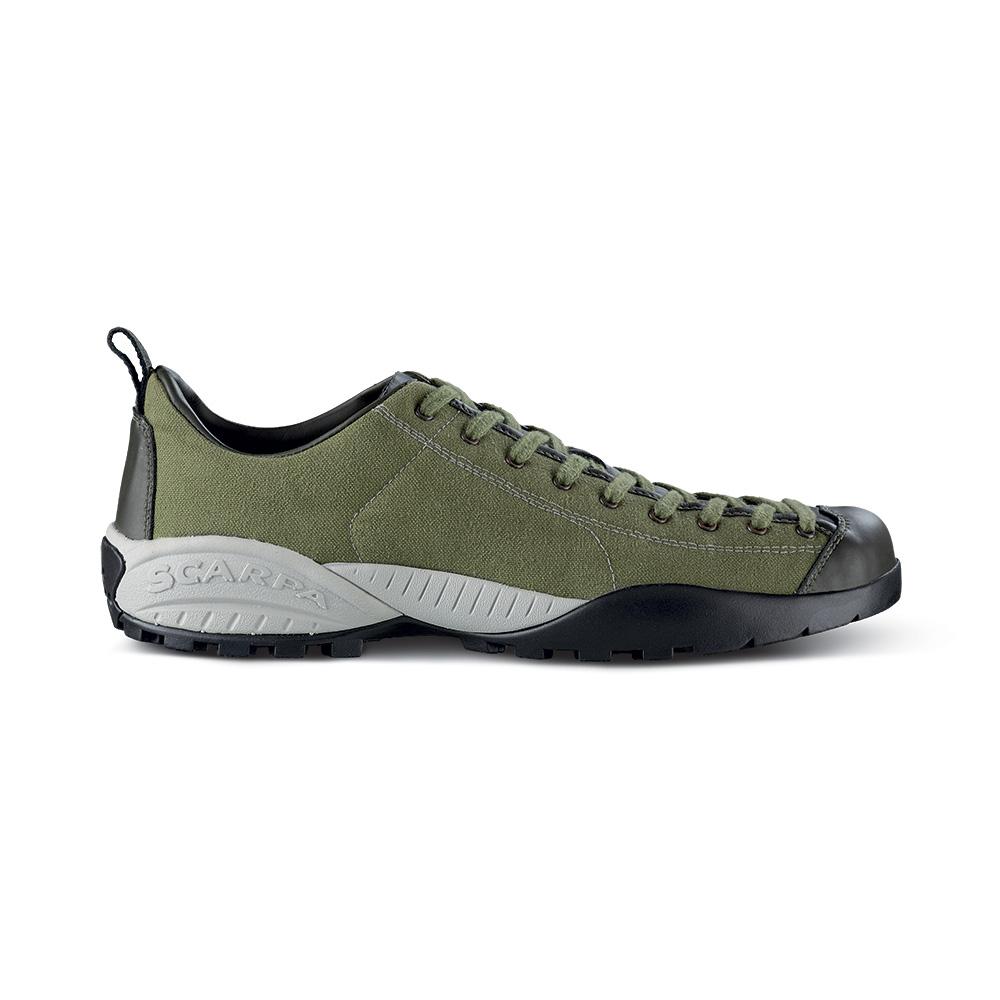 MOJITO CANVAS SW   -   Sneaker per la città, viaggi, tempo libero   -   Military
